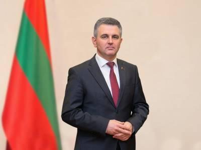 Президент Приднестровской Молдавской Республики поздравил выпускников ПГУ